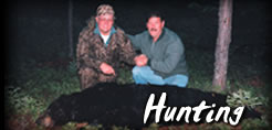 Northern Saskatchewan Hunting